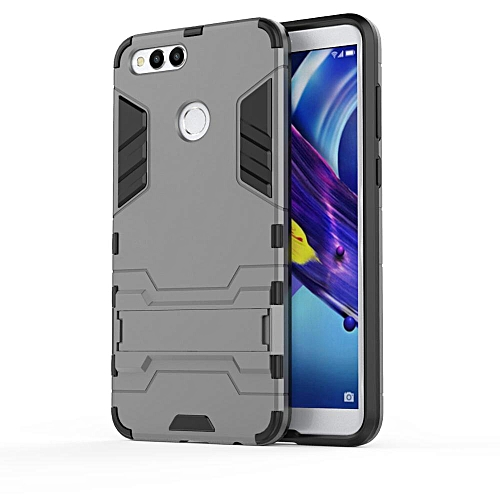 info for 92946 1c026 For Huawei Honor 7X Case Hybrid Silicone Iron Man Armor Cover For Huawei  Honor 7X Full Protect Phone Housing Shock Protection Handphone Casing  816558 ...