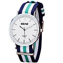 guoaivo SBAO  Fashion Temperament Vintage Couple Simple High-end Watches - Multicolor H