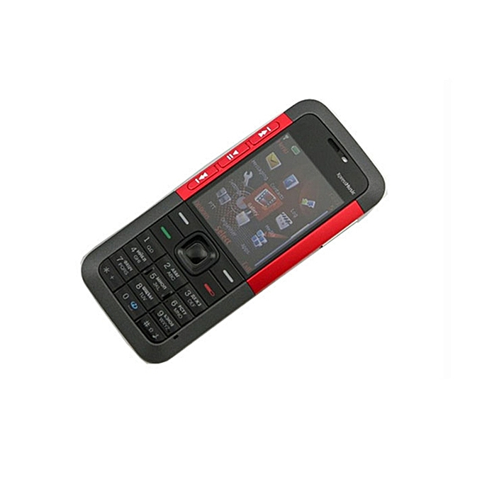 Refubrished 5310 Xpress Music 2G Mobile Phone - Blue