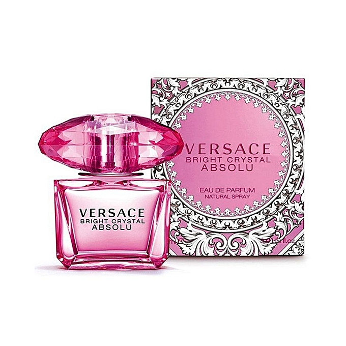8fe0399978da0 VERSACE Bright Crystal Absolu For Women EDP - 90ml   Best Price ...
