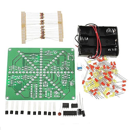 EQKIT® DIY LED Lamp Kit LED Flash Set Electronic Production Kit