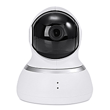 Home Security System WiFi 1080P IP Camera 360 Degree Rotation Night Vision Motion Detection Two-way-White