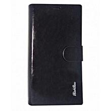 Galaxy J7 - Flip Cover - Black