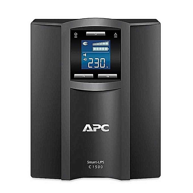 1500VA 1 5KVA SMC1500I Smart UPS - Black, LCD, 230V