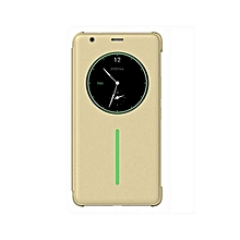 Note 4 Smart Cover - Gold