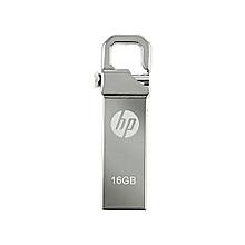 Flash Disk  16GB -Compact Metallic  - Silver