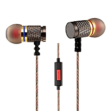 KZ EDR1 Heavy Bass In ear Earphone With Mic For Mobile Phone Tablet PC