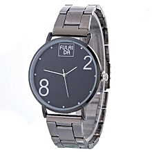 Women Ladies Casual New Design Alloy Strap Quartz Wrist Watch A