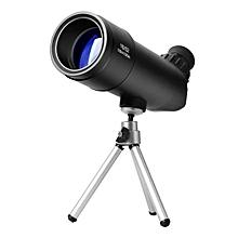 IPRee? Travel 16x52 Waterproof Monocular Bird Watching Telescope Spotting Scope for Outdoor Sports Type A(Telescope+Tripod)