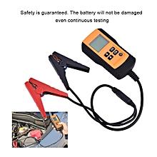 LCD Backlight Display Shockproof 12V Car Vehicle Digital Battery Tester Automotive Analyzer