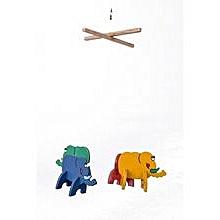 Mobile - Elephant - Multicolor