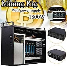 1800W Mining Rig Mining Machine Power Supply (without Power supply)
