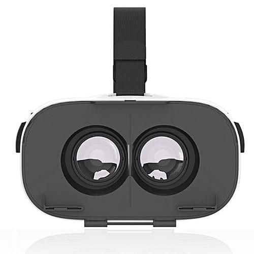 0f62cc5f806 Generic NEW FIIT VR 2N Google Cardboard Version Virtual Reality 3D Glasses  HD VR Glasses VR Box VR Park(White)
