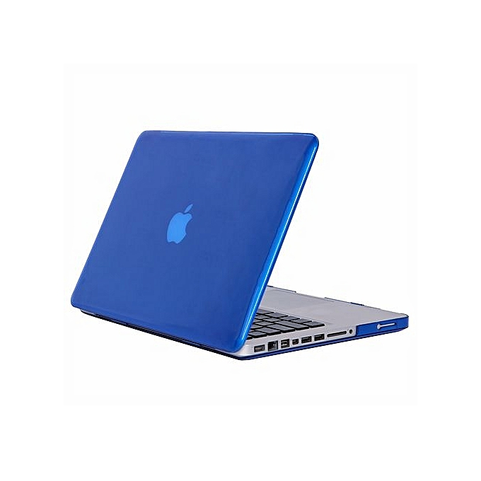 quality design eadfb 6df8f Crystal Hard Rubberized Cover For 2008-2012 Macbook Pro 15.4