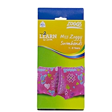 Armbands Kids Miss Zoggy 1-6 Yrs- 301224-