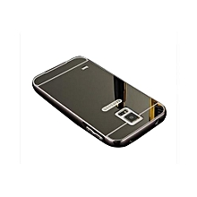 Mirror Phone Case For Samsung Galaxy S5 - Black