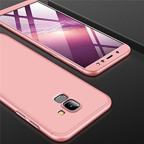 9c347e7bf3b UNIVERSAL 360 Degree Full Cover Cases For Samsung Galaxy A6 2018 Case Hard  PC Protective Shell Cover For Samsung A6 2018 Coque Fundas