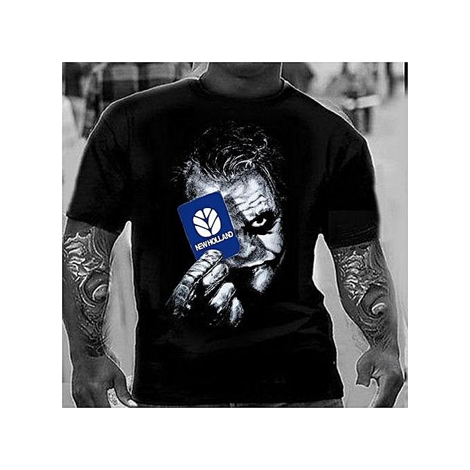 Holland Joker Fashion New T Generic Short Cotton Birthday Gift Shirt dCxoerBW