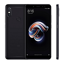 Xiaomi Redmi Note 5, 4GB+64GB, Official Global Version, AI Dual Back Cameras, Fingerprint Identification, 5.99 inch MIUI 9.0 Qualcomm Snapdragon 636 Octa Core up to 1.8GHz, Network: 4G(Black)