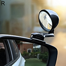 3R-095 Auxiliary Rear View Mirror Car Adjustable Blind Spot Mirror Wide Angle Auxiliary Rear View Side Mirror for Right Mirror