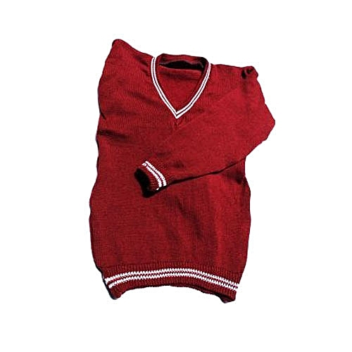 Generic School Sweater , Maroon