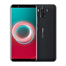 Ulefone Power 3S 6.0 Inch 6350mAh Face ID 4GB RAM 64GB ROM MT6763 Octa Core 4G Smartphone Black