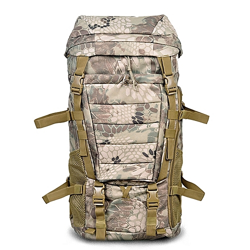 237632065369 Outdoor Nylon Travel Backpack Rucksack Camouflage Bag Pack Camping Hiking