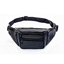Waterproof Waist Fanny Pack Belt Bag Pouch Travel Sport Hip Purse Men Women Black/Yellow,/Khaki/Coffee/Brown