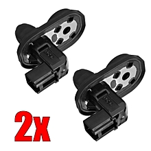 2Pcs Black Door Light Switch For HONDA CIVIC CRV JAZZ CIVIC HYBRID #35400-S5A-013