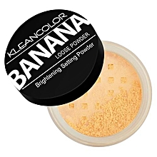 Banana Powder - Brightening setting Loose Powder - 7.5g.