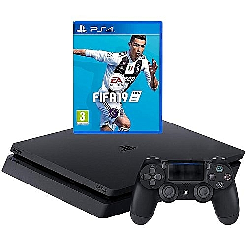 Ps4 500 GB With Fifa 19 Bundle