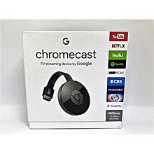 HD Media Streamer Black jy Google Chromecast 2nd Generation