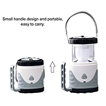 Unique Portable LED Lighting Flashlight Camping Lantern Outdoor Lamp Gift