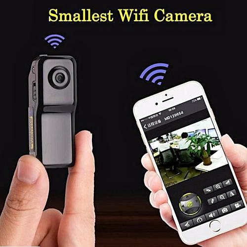 699177df6abf2 Generic Mini Portable IP Wireless Mini Hidden Cam Home Security Camera  Camcorder Video Recorder DVR