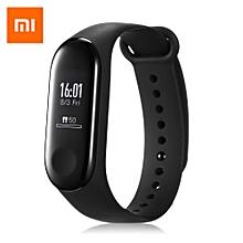 XMSH05HM MI Band 3 Smart Tracker Heart Rate Monitoring Sports Watch-BLACK