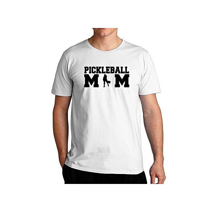 Fashion Pickleball Mom Cool T Shirt For Men Best Price Jumia Kenya
