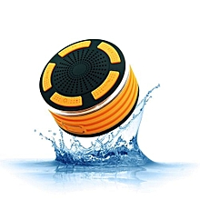 IPX7 Waterproof Wireless Bluetooth Speakers With FM Radio