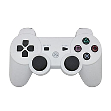 TA-Wireless Bluetooth Game Controller For Sony For PS3 Control Joystick Gamepad*White