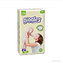 New Born Baby Protection Diapers Size 2 (44 Count)