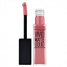 Lip Color Sensational Vivid Matte Lipstick – 05 Nude Flush