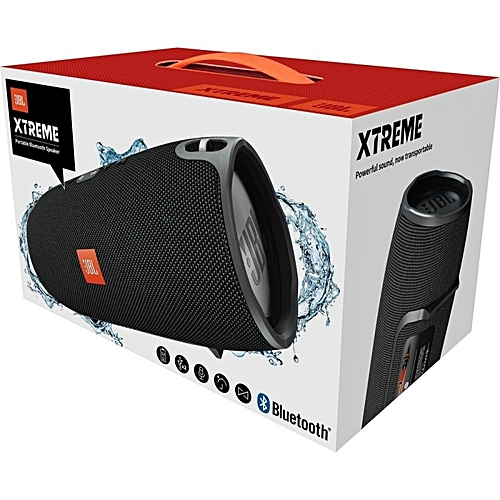 buy jbl xtreme portable wireless bluetooth speaker black best price online jumia kenya. Black Bedroom Furniture Sets. Home Design Ideas