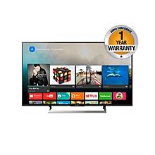 """43"""" - 43X8000E  - Smart UHD 4K LED TV - Android OS - Black"""