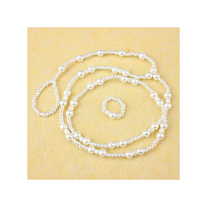 a580992adc9 Womens Beach Imitation Pearl Barefoot Sandal Foot Jewelry Anklet Chain.