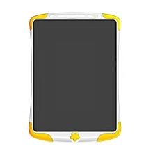 12' LCD Writing Tablet Portable Digital Drawing Pad Handwriting Board for Kids-yellow