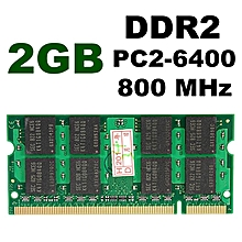 2GB PC2-6400 DDR2-800MHz 200Pins So-Dimm Laptop Notebook Memory Ram NON-ECC