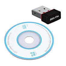 WiFi Dongle, 150Mbps, USB Wireless Network Card, WiFi LAN Adapter