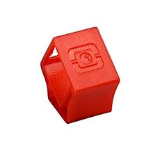 FOXEER Box 4K 30 Degree TPU FPV Camera Mount Orange/Red-Orange