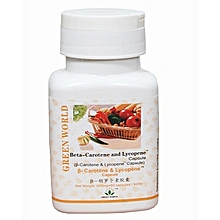 B-carotene & Lycopene Capsule