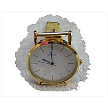 Geneve Watch - Gold