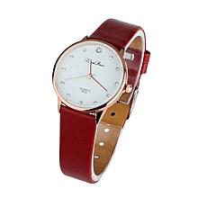 Elegant Women Girl Watch Rhinestone Quartz Ladies Wrist Watch RD